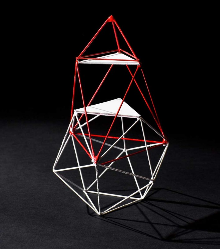Chestahedron and its relation to the Icosahedron 1