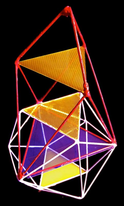 Chestahedron and its relation to the Icosahedron 2