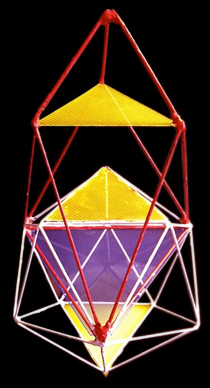 Chestahedron and its relation to the Icosahedron 3